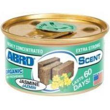 ABRO Освежитель воздуха organic жасмин (0,042L)