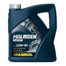 Моторное масло Mannol MOS Benzin 10W-40 4л