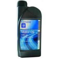Моторное полусинтетическое масло General Motors Semi Synthetic 10W-40