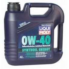 LM Synthoil Energy 0W-40 SM/CF, A3/B4 Масло моторное PAO 4л