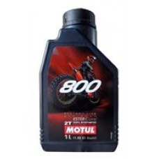 Моторное синтетическое масло Motul 800 2T FACTORY LINE ROAD RACING