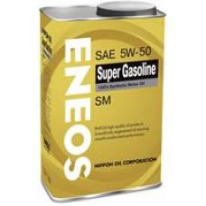 Моторное масло Eneos Super Gasoline SM 5W-50 0.94л