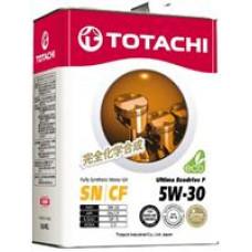TOTACHI ULTIMA ECODRIVE F FULLY SYNT SN/CF 5W30 Масло моторное синт. (Япония) (4L)