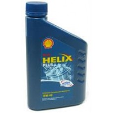 Моторное масло Shell Helix Plus 10W-40 4л