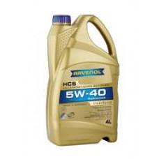 Моторное масло Ravenol HCS 5W-40 4л