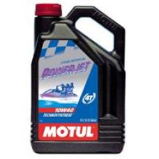 Моторное масло Motul Powerjet 4T 10W-40 4л