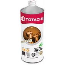 TOTACHI ULTIMA ECODRIVE L FULLY SYNT SN/CF 5W30 Масло моторное синт. (Япония) (1L)