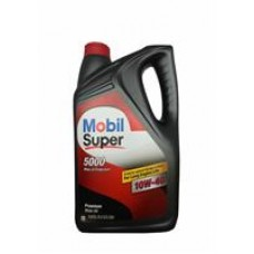 Моторное масло Mobil SUPER 5000 10W-40 4.83л