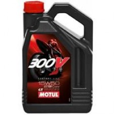 MOTUL 300V 4T FL Road Racing 15W50 Масло моторное синтет. 4л
