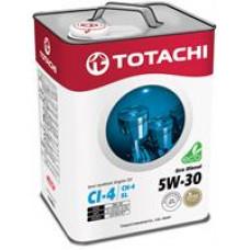 TOTACHI ECO DIESEL SEMI-SYNT CI-4/CH-4/SL 5W30 Масло моторное полусинт. (Япония) (6L)