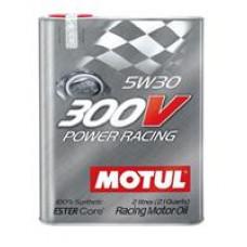 Моторное масло Motul 300V Power Racing 5W-30 2л
