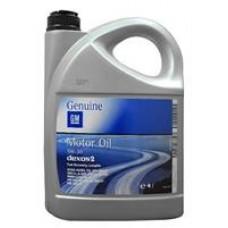 Моторное масло Opel Dexos 2 5W-30 4л