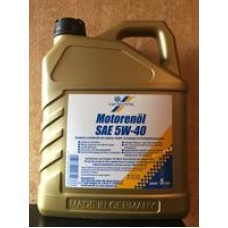 Моторное масло Cartechnic Motoroil 5W-40 5л