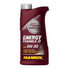 Моторное масло Mannol Energy Formula JP 5W-30 1л