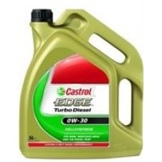 Моторное масло Castrol EDGE Turbo Diesel 0W-30 5л