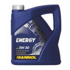 Моторное масло Mannol Stahlsynt Energy SL/CF 5W-30 4л