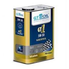 Моторное масло Gt oil GT1 5W-50 4л