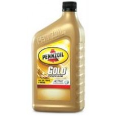Моторное масло Pennzoil Gold Synthetic Blend Motor Oil 5W-20 0.946л