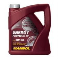 Моторное масло Mannol Energy Formula JP 5W-30 7л
