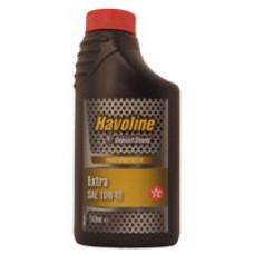Моторное масло Texaco Havoline Extra 10W-40 1л