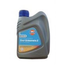 Моторное масло Gulf Ultrasynth X 5W-20 1л
