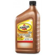 Моторное масло Pennzoil High Mileage Vehicle Motor Oil 10W-40 0.946л