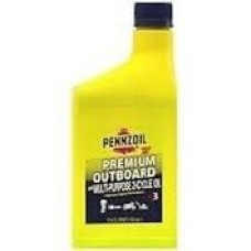 Моторное масло Pennzoil OUTDOOR MULTI-PURPOSE 2-CYCLE PREMIUM ENGINE OIL   0.409л