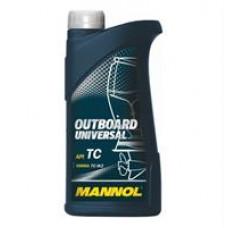 Трансмиссионное масло Mannol Outboard Universal