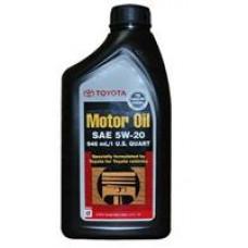 Моторное масло Toyota SM 5W-20 1л