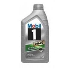 Моторное масло Mobil Advanced Fuel Economy 0W-20 1л