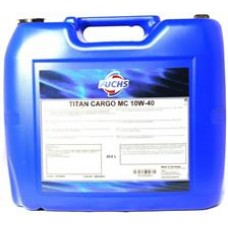 Моторное масло Fuchs TITAN CARGO MC 10W-40 20л