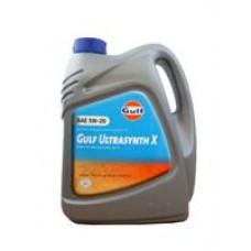 Моторное масло Gulf Ultrasynth X 5W-20 5л