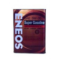 Моторное масло Eneos Super Gasoline Synthetic 5W-30 4л