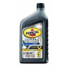 Моторное масло Pennzoil Ultra Euro Full Synthetic Motor Oil 5W-40 0.946л