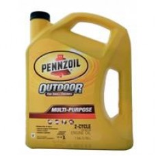Моторное масло Pennzoil OUTDOOR MULTI-PURPOSE 2-CYCLE PREMIUM ENGINE OIL   3.785л