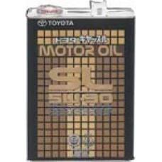 Моторное масло Toyota SL 5W-30 4л