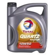 TOTAL QUARTZ RACING 10W50 Масло моторное синт. (5L)