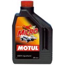 Моторное масло Motul Micro 2T   2л