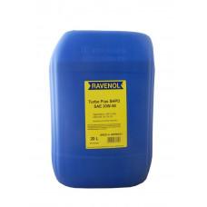 Моторное минеральное масло Ravenol Turbo-Plus SHPD 20W-50