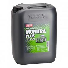 Минеральное масло Teboil Monitra Plus 10W-30 20л