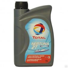 Минеральное масло Total Neptuna 2T Super Sport   1л