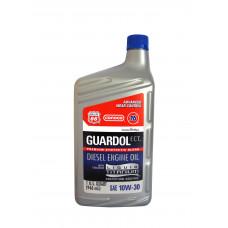 Моторное полусинтетическое масло 76 Guardol ECT 10W-30