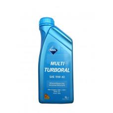 Купить моторное минеральное масло Aral MultiTurboral 15W-40 в Ростове-на-Дону