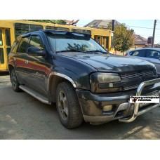 Аккумулятор Chevrolet TrailBlazer LTZ 1-Generation