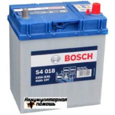 BOSCH S4 40.0 (018) яп.ст/тонк.кл