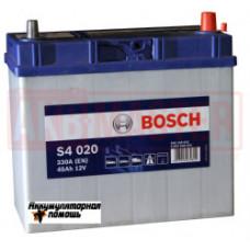 BOSCH S4 45.0 (020) яп.ст/тонк.кл.