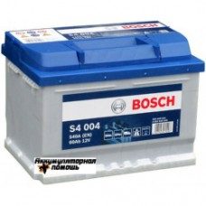 BOSCH S4 60 (004) низкий
