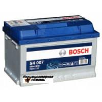 BOSCH S4 72 (007) низкий