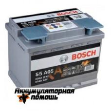 BOSCH S5 60 (A05) AGM