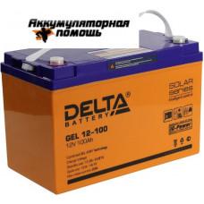 DELTA GEL-12100 (12V100A)